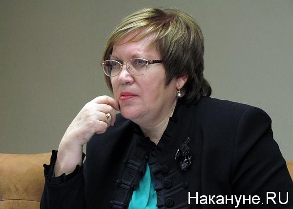 мерзлякова татьяна георгиевна уполномоченный по правам человека в свердловской области(2015)|Фото: Накануне.ru