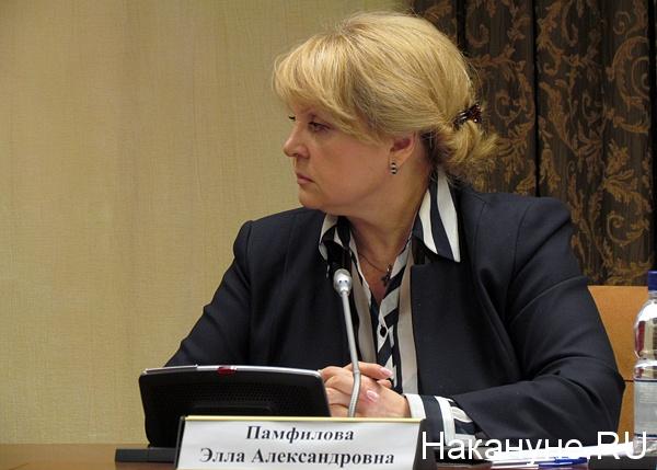 памфилова элла александровна уполномоченный по правам человека в россии|Фото: Накануне.ru
