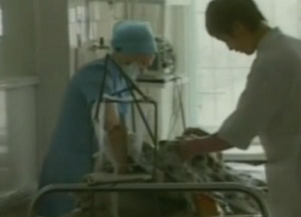 Пострадавшие, Красный Адуй, больница|Фото: НТВ