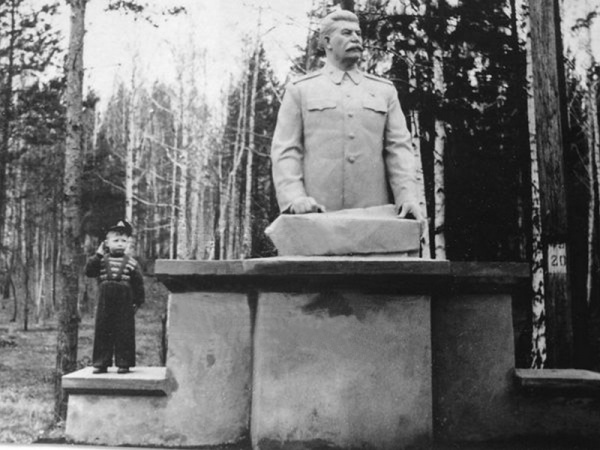 сталин, памятник, восстановление|Фото:администрация Озерска