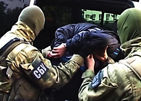 СБУ, застенки, арест, хунта|Фото: kontrmaidan.ru/
