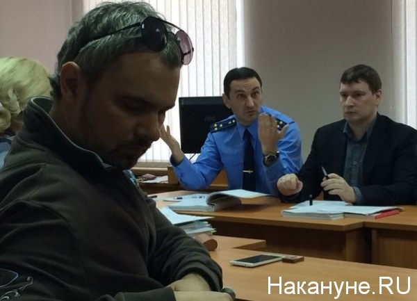 Суд, Лошагин|Фото: Накануне.RU