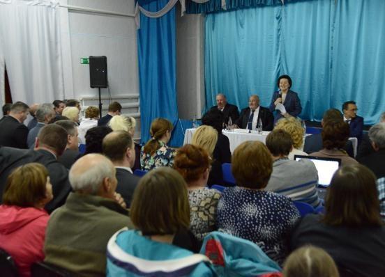 Наталья Комарова, Ханты-Мансийский район, Луговской|Фото: правительство ХМАО