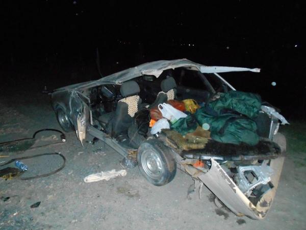 Лада, трактор, ДТП, Тюмень|Фото: ГИБДД Тюменской области