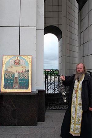Икона, Сталин|Фото: газета Завтра