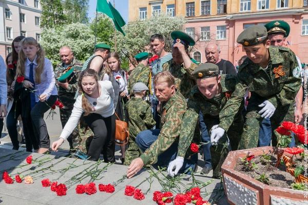 митинг погранвойска|Фото: ntagil.org