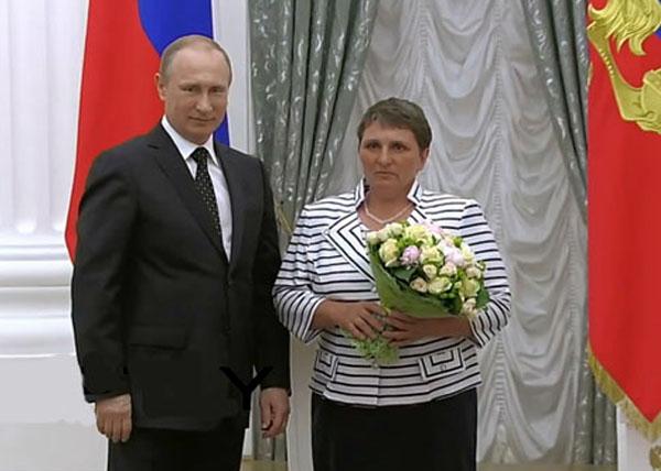 Путин, Тюмень, награда|Фото: tyumen.er.ru
