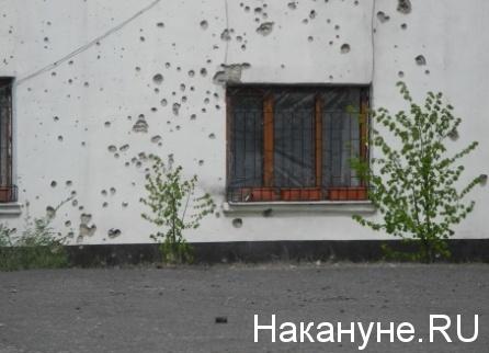 Донбасс, разрущения, обстрел, ДНР, ЛНР, война на украине|Фото: Накануне.RU