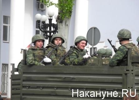 Ополчение, Донбасс, Донецк|Фото: Накануне.RU