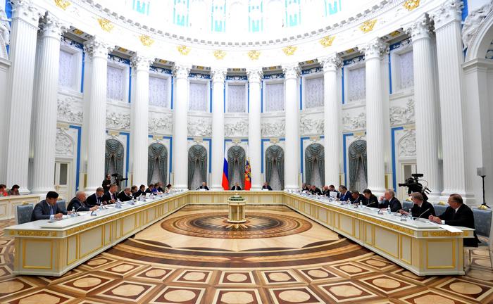 попечительский совет, МГУ, Путин|Фото: kremlin.ru