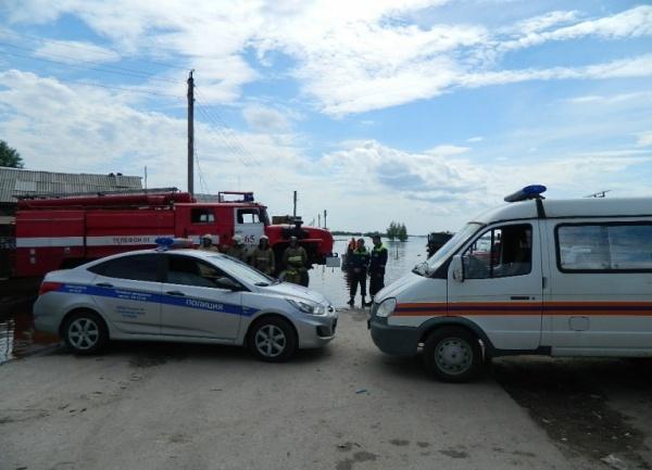 паводок, подтопление, Нижневартовск|Фото: мэрия Нижневартовска