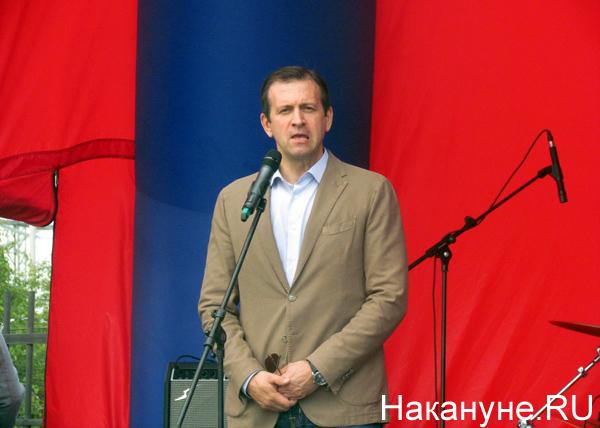 Открытая станция, 45 лет рефтинской ГРЭС, Олег Косменюк|Фото: Накануне.RU