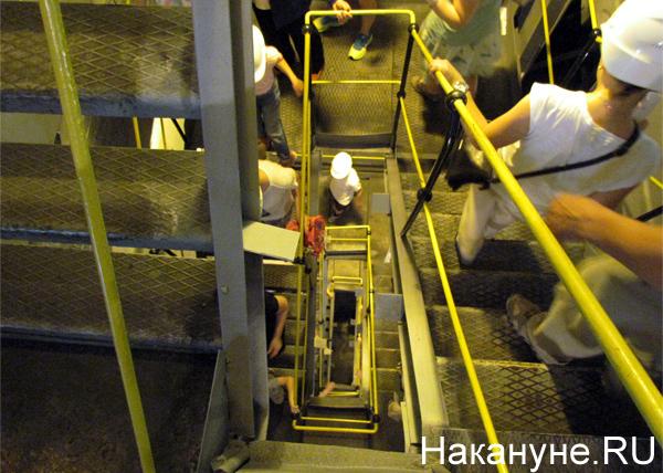 Открытая станция, 45 лет рефтинской ГРЭС|Фото: Накануне.RU