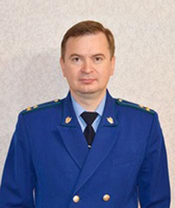 прокурор Армизонского района Фото: пресс-служба Тюменской области