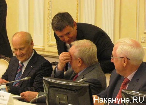Кокшаров, Общественно-политический совет при губернаторе Свердловской области|Фото: Накануне.RU