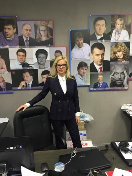 глава департамента культуры Новосибирска Анна Терешкова|Фото: