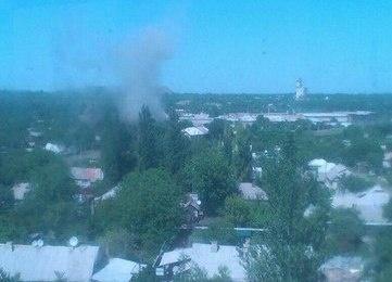 Горловка, обстрел, Донбасс, ДНР|Фото: