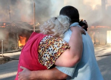 Донецк, обстрел, ДНР, Донбасс|Фото: очевидец
