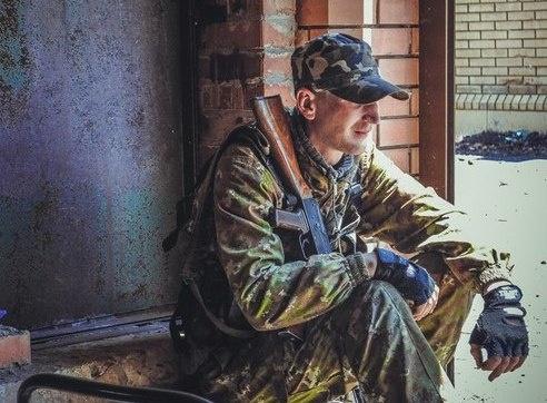 ополчение, ДНР, ЛНР, Новороссия, Донбасс|Фото: Денис Григорюк