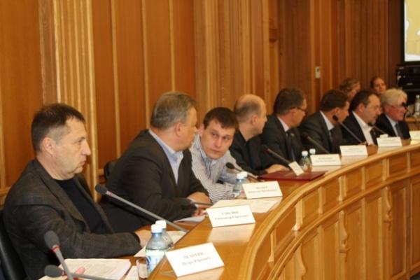 ЕГД, гордума Екатеринбурга Фото: ЕГД
