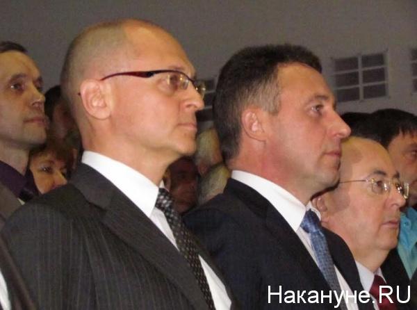 Кириенко, Холманских, РФЯЦ-ВНИИТФ|Фото: Накануне.RU