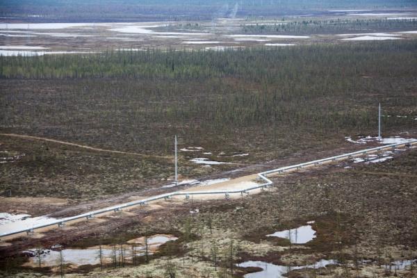 нефтепровод заполярье-пурпе|Фото:пресс-служба сибнефтепровод