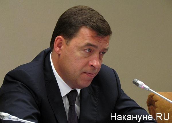 куйвашев евгений владимирович губернатор свердловской области|Фото: Накануне.ru