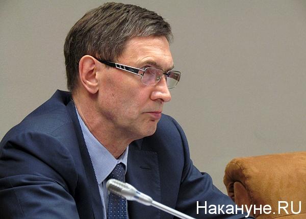 зырянов сергей михайлович заместитель председателя правительства свердловской области|Фото: Накануне.ru