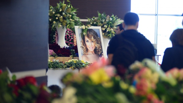 Жанна Фриске, прощание|Фото:vesti.ru