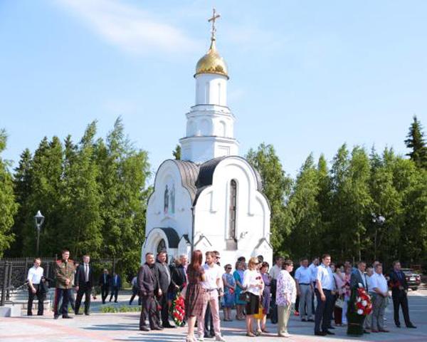 похороны, Виталий Ермошин  Фото: admhmao.ru