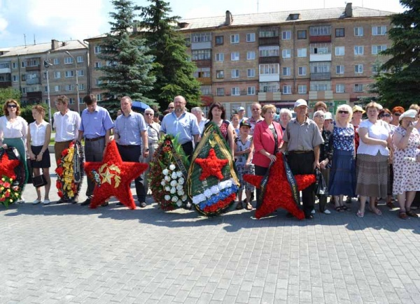 день памяти и скорби, нижний тагил Фото: ntagil.org