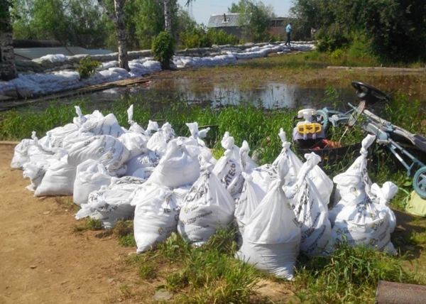 паводок в ХМАО|Фото: Пресс-служба МЧС УрФО