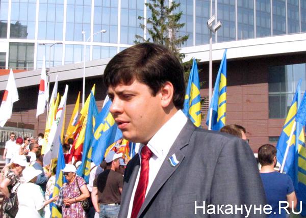 Михаил Зубарев|Фото: Накануне.RU
