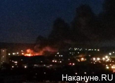 Пожар|Фото: Накануне.RU