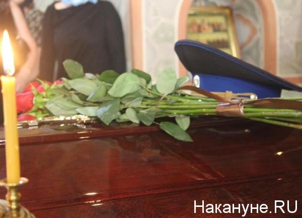 Панихида, Виталий Ермошин|Фото: Накануне.RU