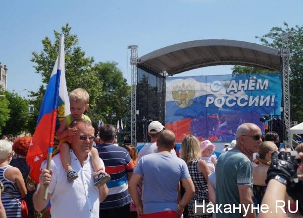 Крым, День России, флаг России|Фото: Накануне.RU