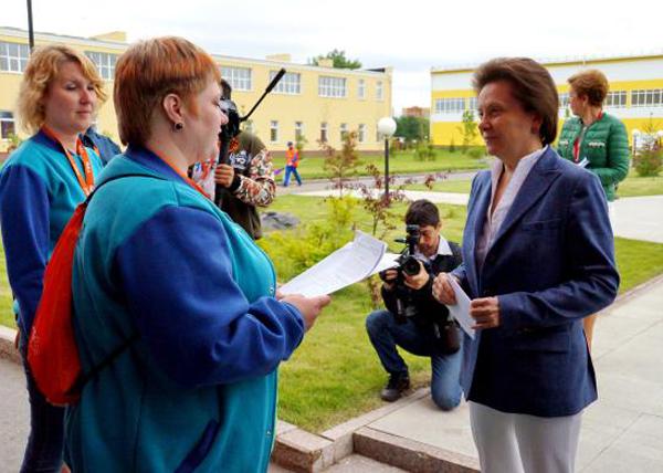 Наталья Комарова, УТРО, Тюмень|Фото: admhmao.ru