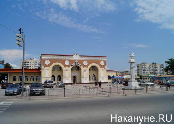 Крым, вокзал|Фото: Накануне.RU