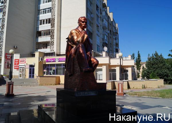 Крым, памятник Шевченко|Фото: Накануне.RU