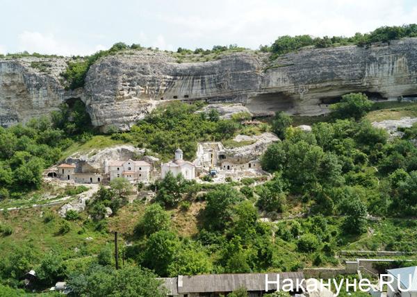 Успенский пещерный монастырь, Крым|Фото: Накануне.RU