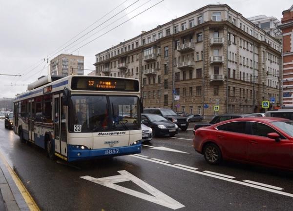 общественный транспорт, Москва, автобус, Мосгортранс Фото:  ruclubnews.ru