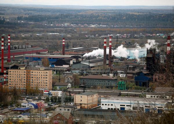 Чусовой, ЧМЗ, до сноса старых цехов|Фото: Объединенная металлургическая компания
