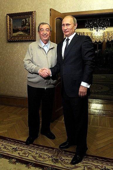Путин, Примаков|Фото: kremlin.ru