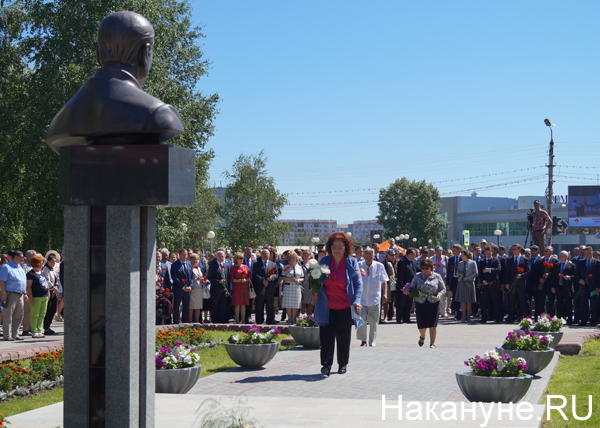 Владимир Петухов, поминки, Нефтеюганск|Фото: Накануне.RU