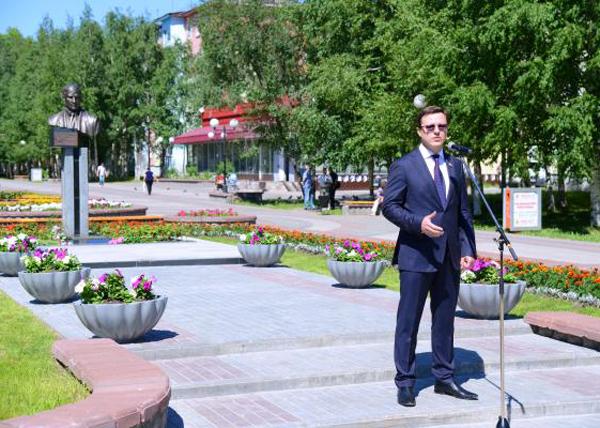 Владимир Петухов, поминки, Нефтеюганск|Фото: admhmao.ru