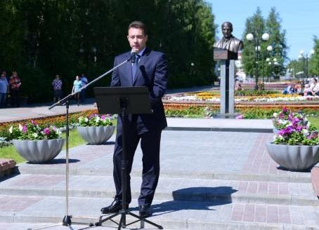 Игорь Холманских, Владимир Петухов|Фото: правительство ХМАО