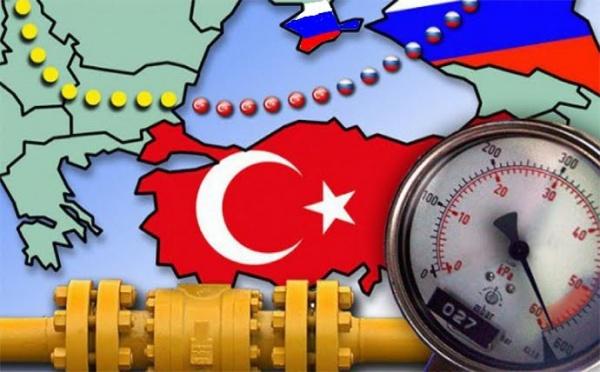 Турецкий поток, Греция, Россия, Турция, газ, газопровод|Фото: