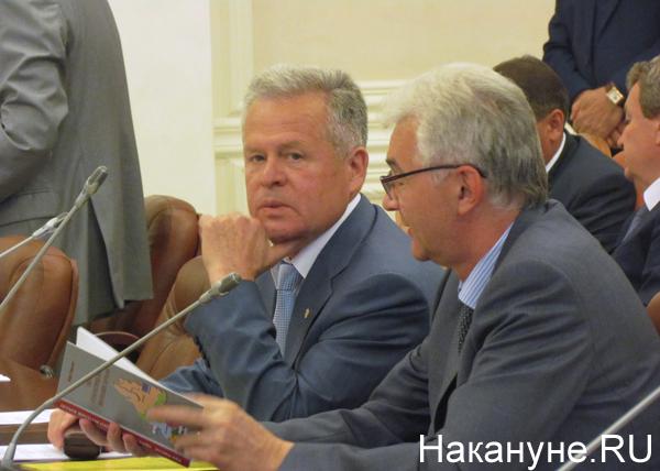 совещание по реформе МСУ, Александр Якоб, Михаил Астахов|Фото: Накануне.RU