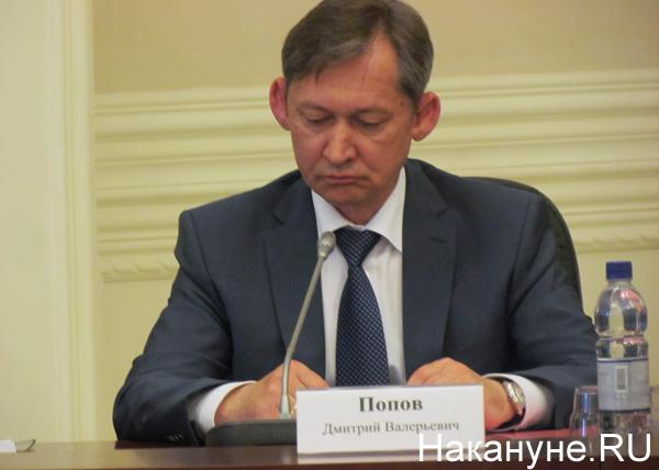 совещание по реформе МСУ, Дмитрий Попов|Фото: Накануне.RU