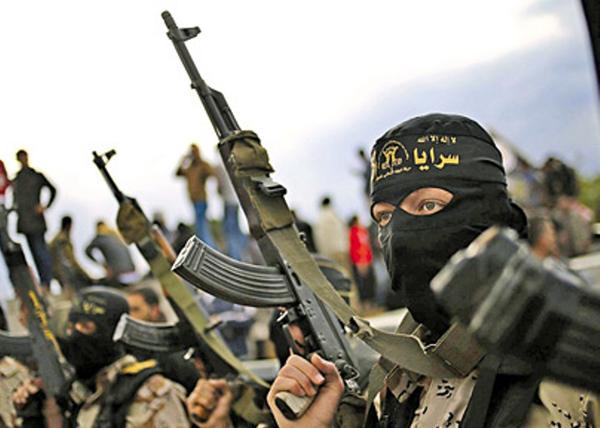 ИГИЛ|Фото: geworld.ge